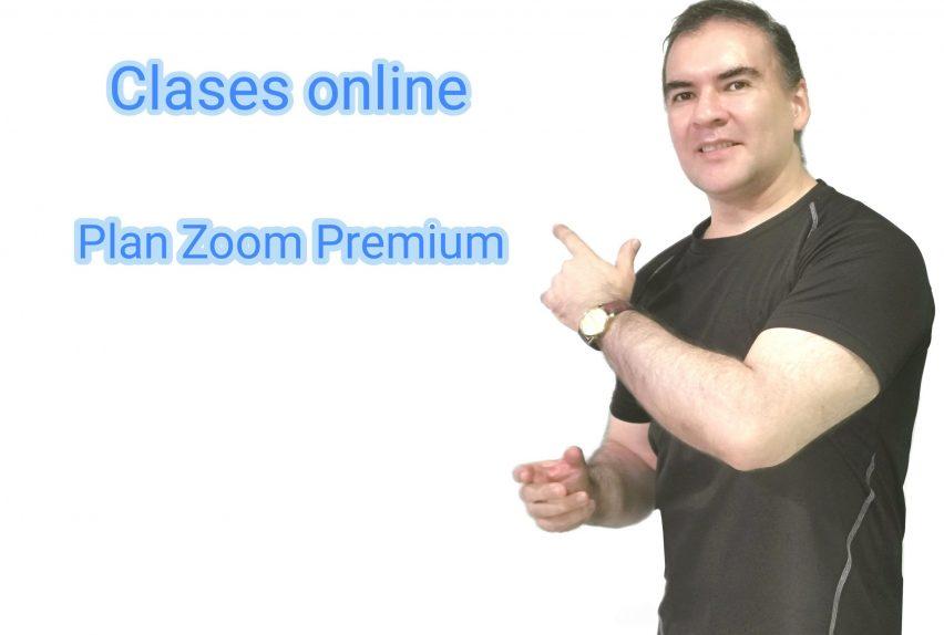 Clases zoom premium